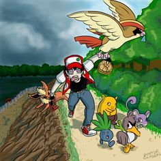 Twitch Plays Pokemon by DoctorGlasgow