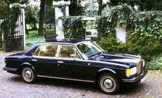 Rolls-Royce Silver Spur Centenary, 1985, #FCX14017. From a limited series of only 25 Rolls-Royce Silver Spur Centenary this is No. 17. The 100,000th motor car produced by Rolls-Royce - t h e Centenary - does serve as a works demonstrator after having been in the custody of the Rolls-Royce Enthusiasts' Club for several years.