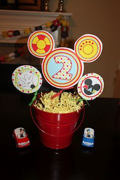 This is the McLife!: Mickey Mouse Party