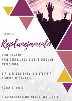 Magazine de Noticias Boanerges Gonçalves: Reunião da Área 4 do Governado Sergio Lelli Rotary Club, Presidents, Ticket Invitation