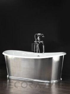 #bathroom #design Чугунная ванна Devon&Devon REGAL, DeReGAL