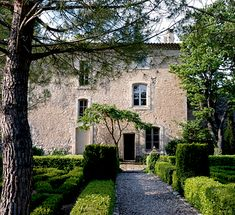 beautiful old bastide
