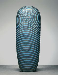 Jun Kaneko, ceramic sculptural artist.