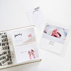 Currently Album {January} by LilyandTwig at @studio_calico