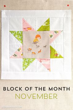 How to make a Sawtooth Star Quilt Block | Polka Dot Chair Quilting Tutorials, Quilting Projects, Quilting Designs, Quilting Ideas, Sewing Projects, Sewing Ideas, Quilt Blocks Easy, Strip Quilts, Star Blocks