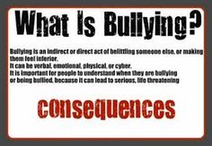 Physical effects of bullying essay