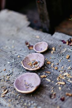 These little nesting dishes are home for Incense I Jewelry I Spices Stoneware I Lead Free I Handmade I Sizes and Color Vary Ceramic Pottery, Ceramic Art, Earthenware, Stoneware, Seed Paper, Candle Magic, Clay Ornaments, Clay Design, Kitchen Witch