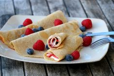 Tynne frukostpannekaker Pancakes, Healthy Recipes, God, Ethnic Recipes, Dios, Pancake, Healthy Eating Recipes, Praise God, Healthy Food Recipes
