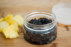 Homemade Face Scrubs for Every Skin Type via Brit + Co