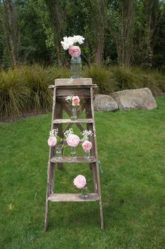 Wedding receptions and ceremonies are delightful moments at the Tailrace Centre. Marriage takes longer then a day to plan and we are here to help. Rustic Ladder, Ladder Decor, Ladders, English Roses, Wedding Receptions, Rustic Charm, Rustic Wedding, Centre, Home And Family