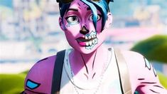 Pink Ghoul Trooper Wallpapers - Top Free Pink Ghoul Raider Game, Raiders Wallpaper, Ghoul Trooper, Skins Characters, Games Zombie, Harley Quinn Comic, Video Thumbnail, Gaming Wallpapers, New Skin