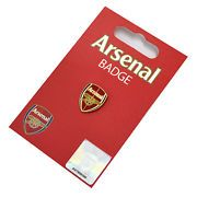 Look what I just bought on eBay: ARSENAL FC GUNNERS CLUB ENAMEL CREST PIN BADGE FOOTBALL CLUB NEW GIFT XMAS