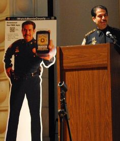 Harris County Shooting Puts iWatch In the News