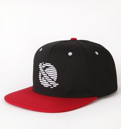 Lost Linear Snapback Hat