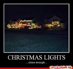 Christmas Lights XD
