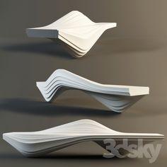 Architecture Concept Diagram, Architecture Design, Gate Design, Chair Design, Funky Furniture, Furniture Design, Wood Resin Table, Industrial Design Sketch, Parametric Design