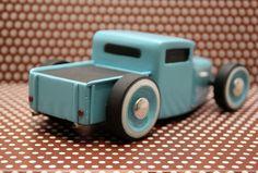 Little Blue Pickup