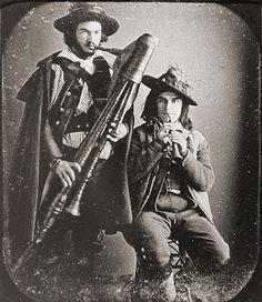 Vintage musicians pic