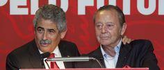 Manuel Vilarinho, antigo presidente do Benfica, desfez-se em elogios ao seu sucessor. Em entrevista à rádio Renascença, o líder encarnado entre 2000 e 2003