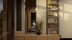 #bedroomdesign #wooden #minimalisthome #minimalism #plantsinhome #minimalistinterior #moderninteriors #blackandwhiteinterior #plants #interiordesign #architekturawnetrz #design #eclectic #cozy #cosy #harmony #pracowniasttyk #sttyk #estetyka Bathroom Medicine Cabinet