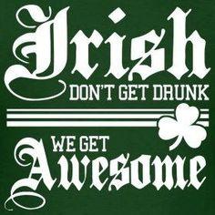 Awesome=Irish