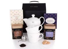 The Two For Tea Gift Set - the perfect gift for tea lovers. Pre-order now at www.estaromi.com