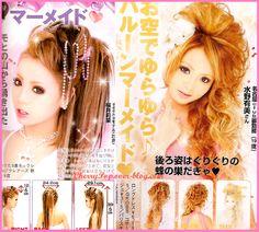 Beauty. Love.Fashion: Hime Gyaru Hairstyle
