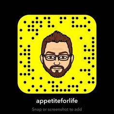 I'm feeling like some more Snaps today!  You know what to do #SnapChat #SnapChatMe #AppetiteForLife #instagram