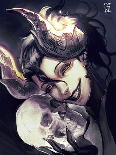 Devil Mercy Overwatch