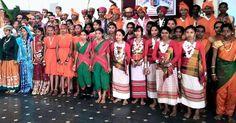 NCC cadets showcase India's rich diversity