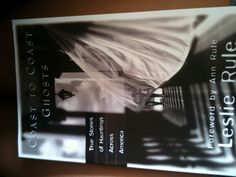 Ghost book. True stories across America