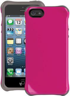 I'm selling BALLISTIC AP1156-A015 Samsung® Galaxy S® IV Aspira Series Case (Raspberry Pink/Charcoal) - $22.95 #onselz