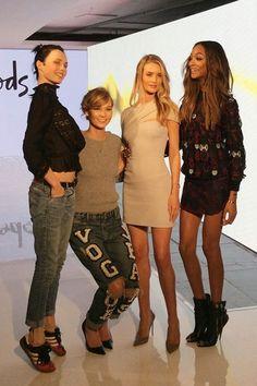 Vogue Festival - the models