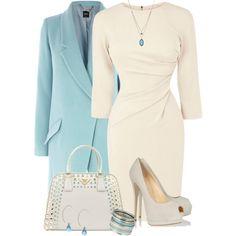 Karen Millen Dress, created by daiscat on Polyvore