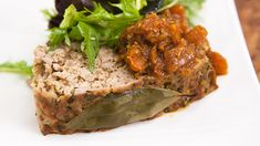 Recipe from Everyday Gourmet cooking show in Australia - Gran's Meatloaf by Justine Schofield