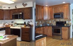 On Pinterest How To Remove Crown Molding Kitchen And Cabinets