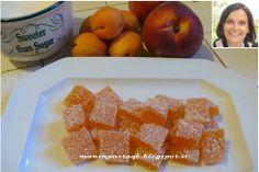 Mani in pasta quanto basta: Gelatine alla frutta