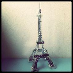 Tour Eiffel Meccano de Amélie.