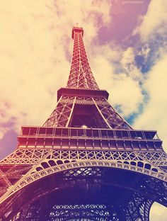 #6 Paris France  is somewhere I would like to visit  someday.