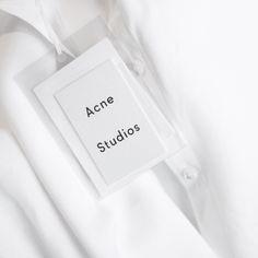 Acne Studios - Département Féminin