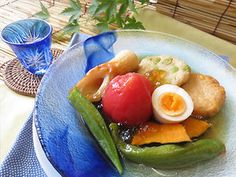 暑い夏にハマる♡さっぱり美味しい「冷やしおでん」の簡単レシピ - NAVER まとめ