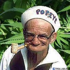 Popeye The Sailor Man Popeye And Olive, Popeye The Sailor Man, Old Folks, Young At Heart, People Of The World, Aging Gracefully, Forever Young, Funny Kids, It's Funny