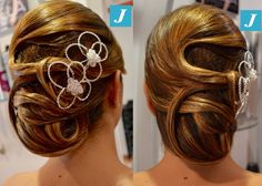 La bellezza e lo stile delle spose CDJ. #cdj #degradejoelle #tagliopuntearia #degradé #igers #bride #naturalshades #hair #hairstyle #haircolour #haircut #longhair #ootd #hairfashion