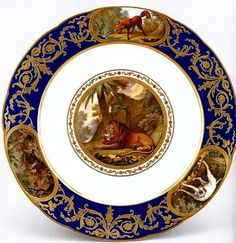 Sèvres exhibition from the Royal Collection in London