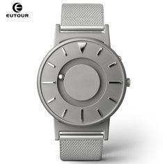d0984cb480b ... для мужчин часы магнитный шар шоу нержавеющая сталь мужские часы люкс  бренд для женщин браслет наручные часы relogio masculino купить на  AliExpress