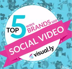 There are many ways that brands are leveraging Vine as a piece of their marketing strategy. But despite this, most brands have not yet. Social Business, Business Marketing, Content Marketing, Social Media Marketing, Digital Marketing, Social Media Trends, I Need To Know, Growing Your Business, 5 Ways