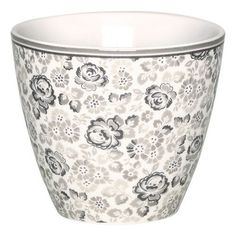 Latte cup Greengate - Luise Warm Grey