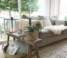 Hall And Living Room, Living Room Decor, Hipster Home, Living Styles, Living Room Inspiration, Cozy House, Interior Design Living Room, Decoration, Family Room