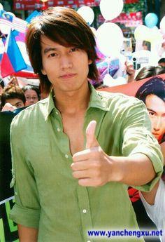 Xu Jerry Yan, Meteor Garden, Boys Over Flowers, Ji Chang Wook, Asian Actors, Grow Hair, Asian Men, Taiwan, Are You The One