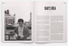 Offscreen Magazine - Layout